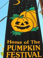 Seymour Pumpkin Festival - Annually in September